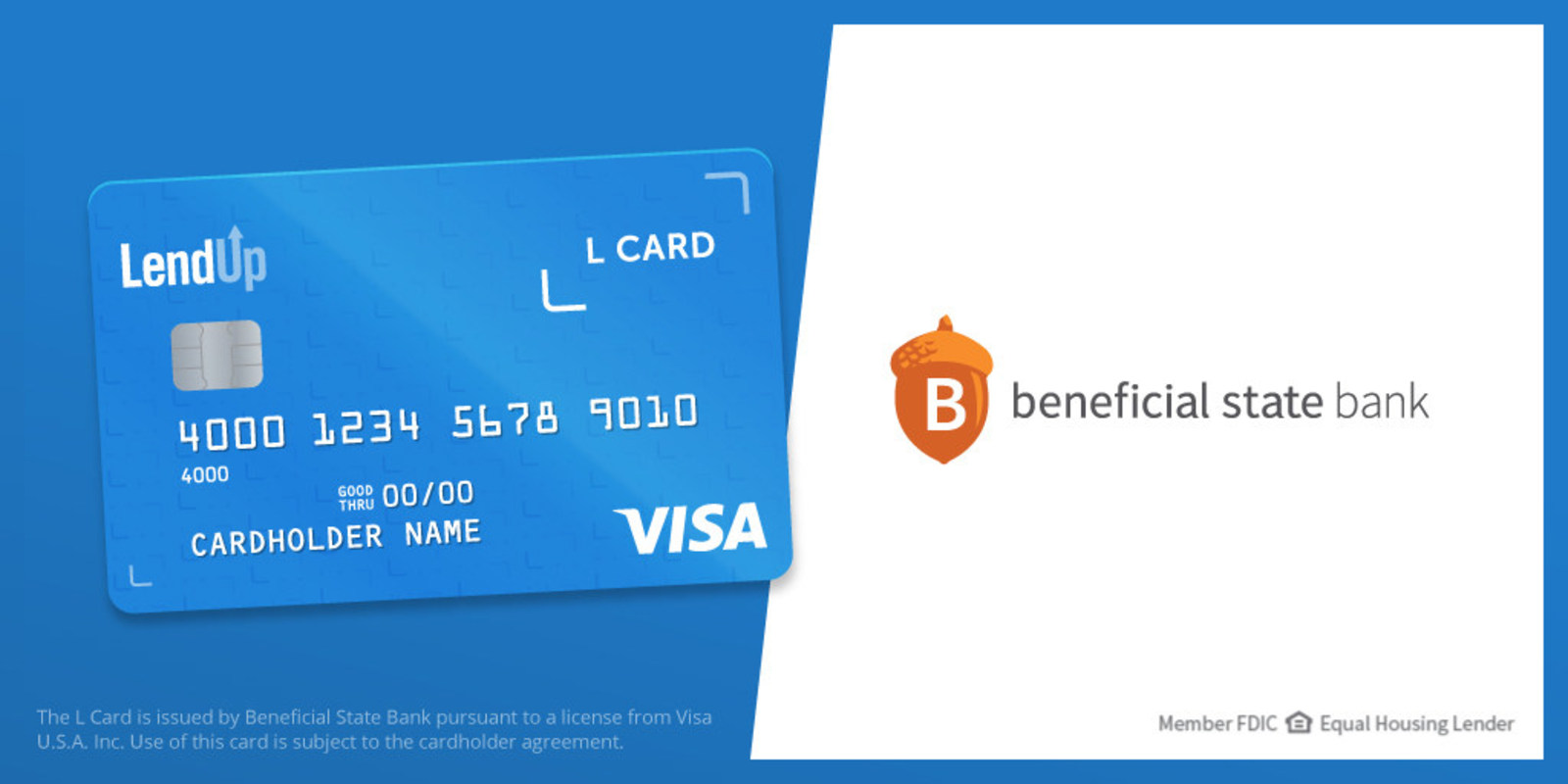 LendUp And Beneficial State Bank Announce Major Expansion Of Credit Card Partnership